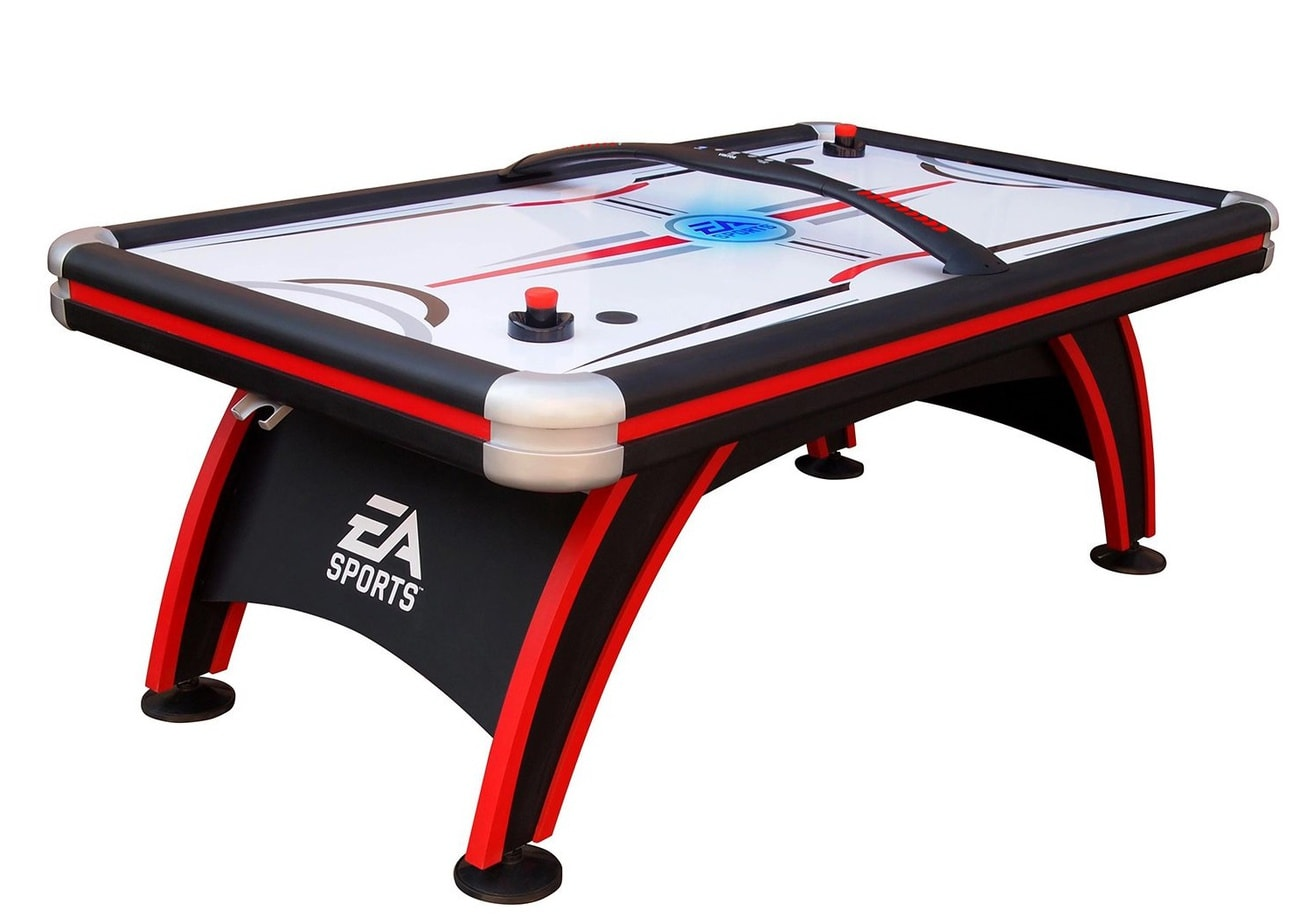 Looking for the best air hockey table check out our top 5 for Table hockey