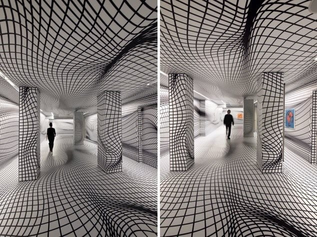 You Ll Get Lost In These Crazy Mind Bending Illusion Rooms