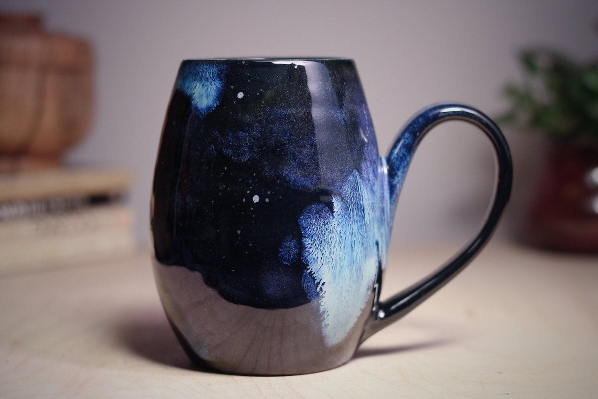 Cool Galaxy Inspired Ceramics That Let You Drink From The