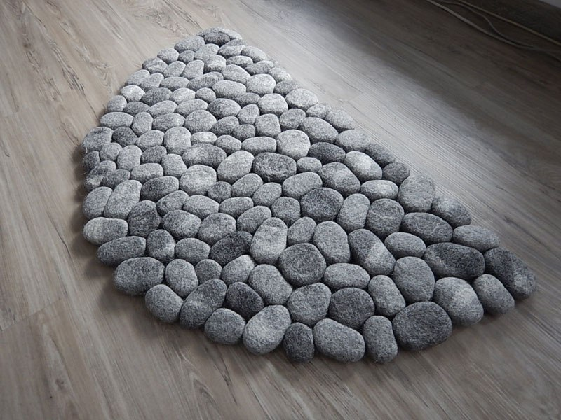 These Awesome Stone Rugs Are Actually Soft And Squishy