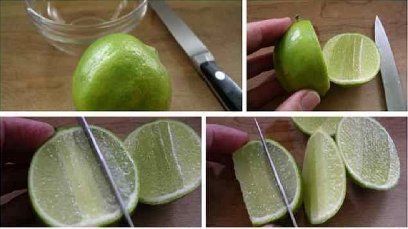 life hacks how to cut a pomegranate