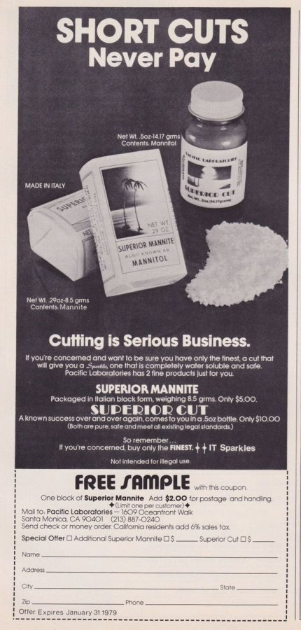 These 33 Cocaine Ads From The 70s Were Pretty Insane
