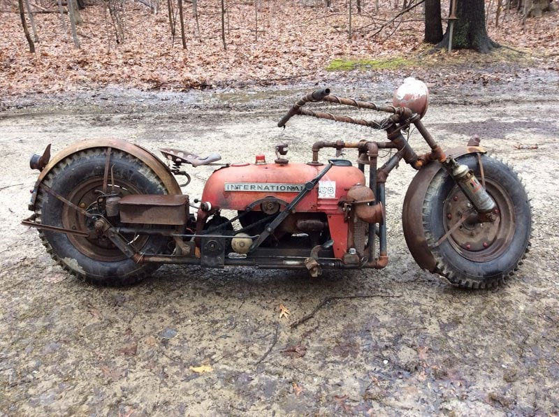 Mad Max Motorcycle