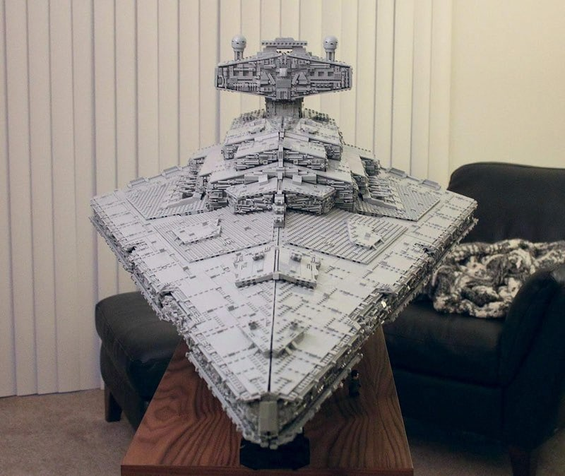 LEGO Star Destroyer