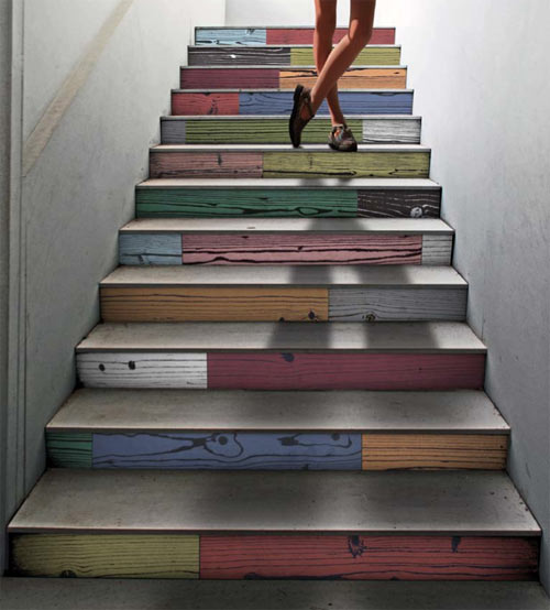 Stair Steps Ideas: These 25 Ridiculously Cool Staircase Ideas Are So Satisfying