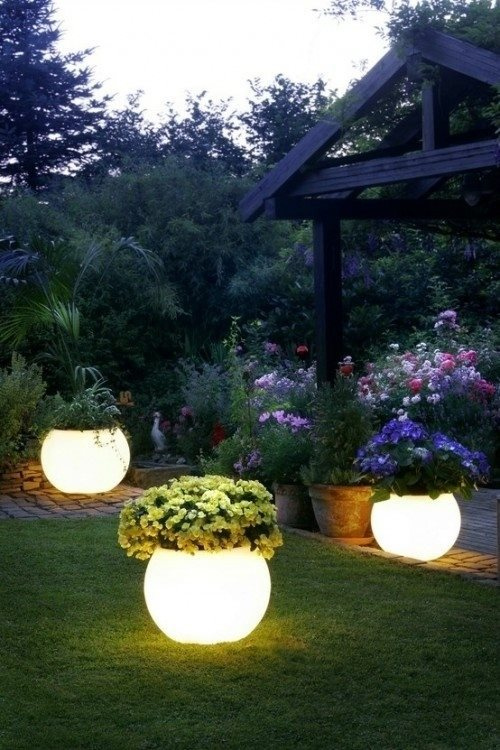 These Outdoor Lighting Ideas Will