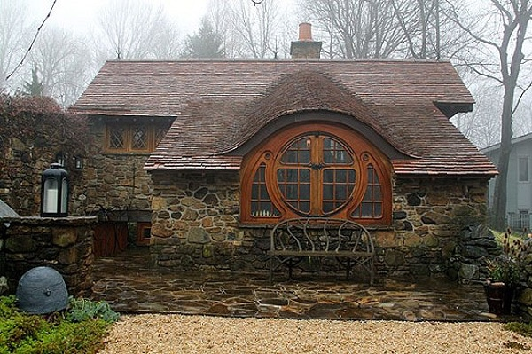 This Real Life Hobbit House Will Make Think You 39 Re In