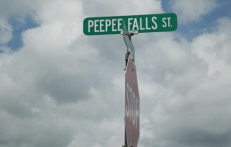 funny street name ever pics