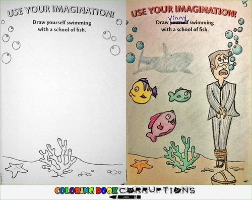20 Coloring Book Corruptions That