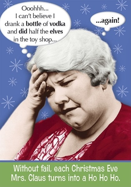 23 Funny Christmas Cards For People With A Sense Of Humour