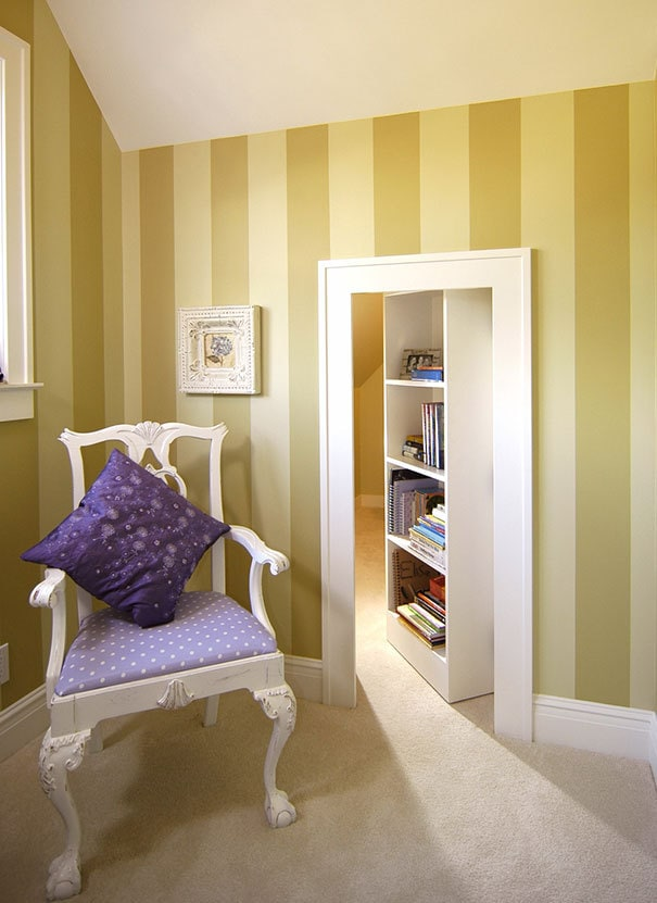 19 Secret Rooms You Wish You Had In Your Home Can You Actually