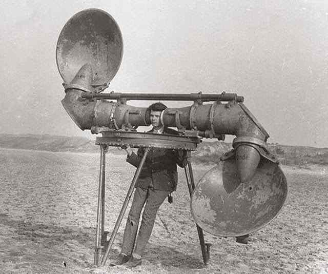 4. Pre-radar Listener for Enemy Aircraft (1)