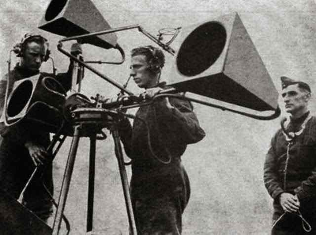4. Pre-radar Listener for Enemy Aircraft (2)