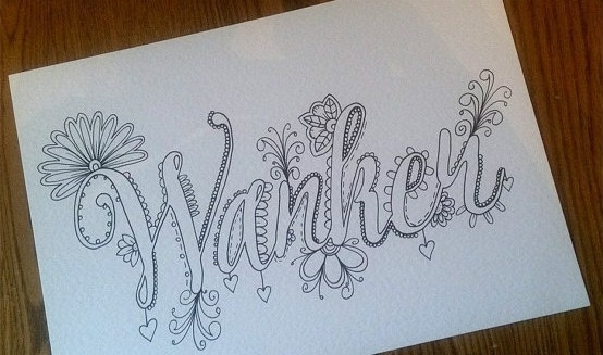 This Hilarious Swear Words Coloring Book Is The Best Way To Release Your Frustration