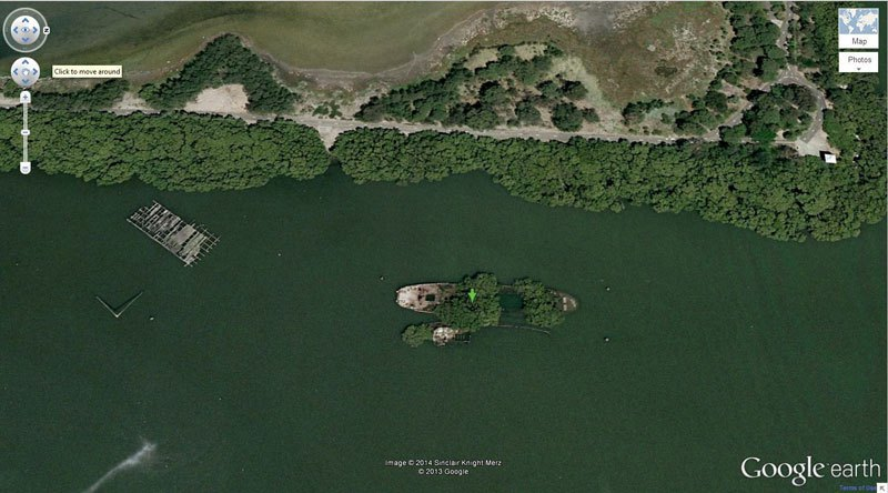 50 Incredibly Cool And Weird Things On Google Earth