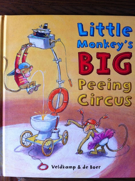 17 Unintentionally Inappropriate Children's Book Titles
