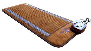 Far Infrared Amethyst Mat Heating Pad