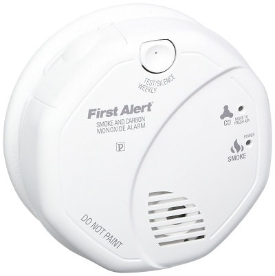 First Alert Battery Operated