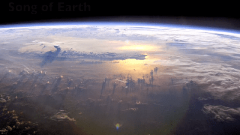 NASA Actually Recorded Sound In Space, And It's Absolutely ...