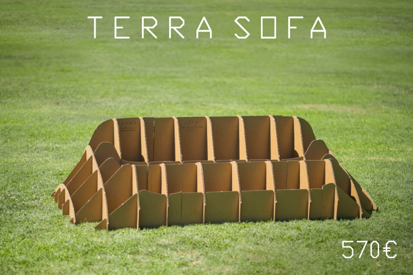 The Terra Lets You Grow Your Own Furniture Right In Your