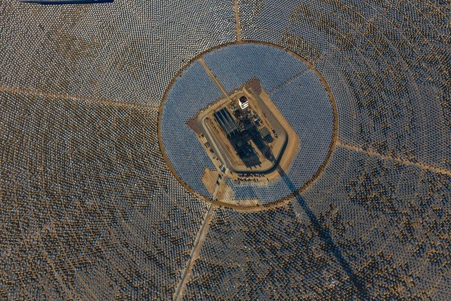 The World's Largest Solar Plant Started Creating Electricity Today (11)