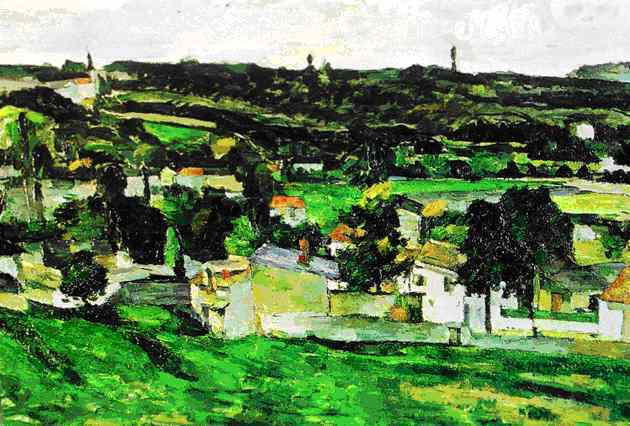 View_of_Auvers-sur-Oise_Paul_Cezanne