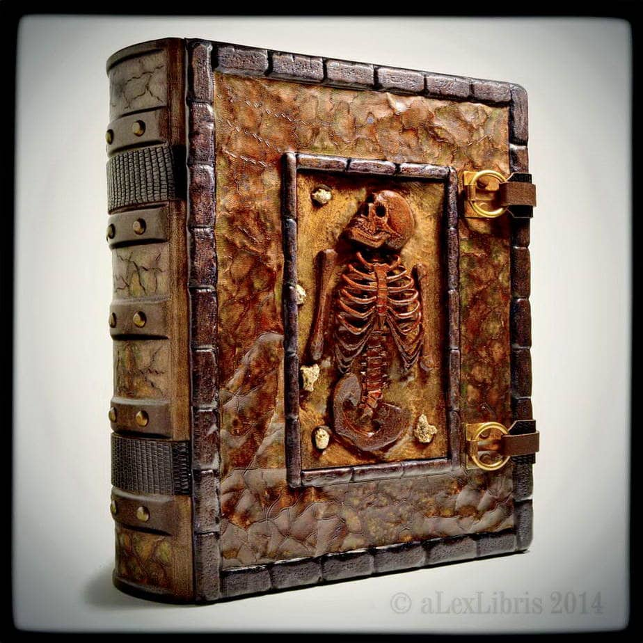 The Incredible Art Of Bookbinding By Alexlibris