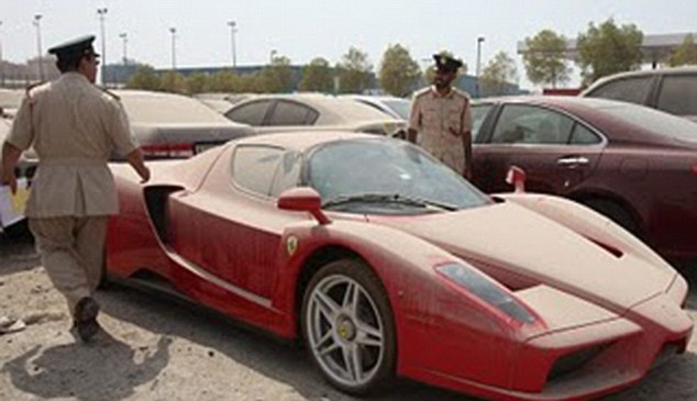 Lets Never Forget The Thousands Of HighEnd Sports Cars Abandoned - Sports cars high end
