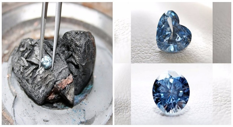 Diamonds Are Forever, So How About Becoming A Diamond When You Die?!