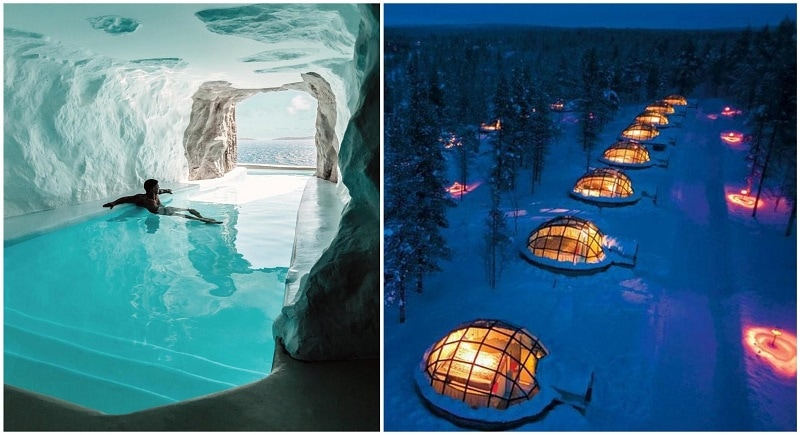 31 Magical Hotels From Around The World You Could Stay At Forever