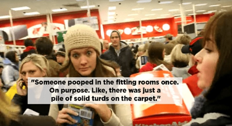 Black Friday Retail Horror Stories