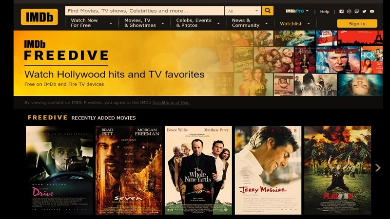 Top 5 Alternative Sites To Vumoo For Streaming Movies Online
