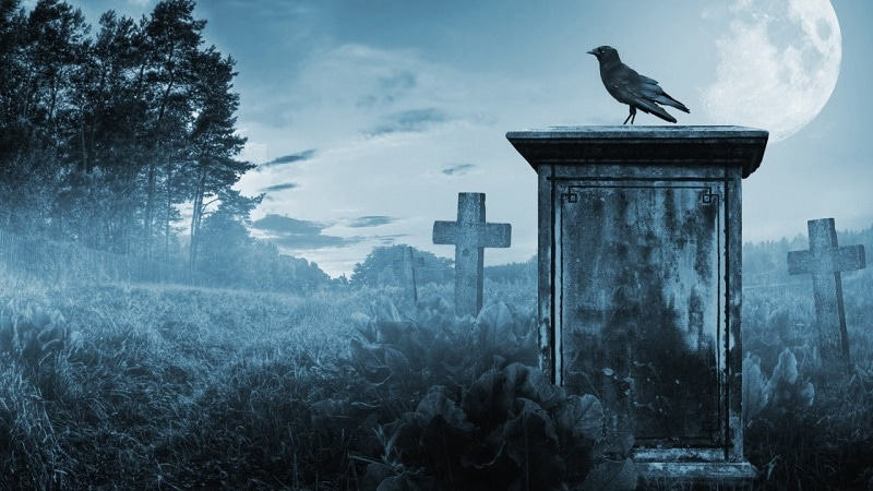 19 Of The Most Haunted Cemeteries On The Planet That Will