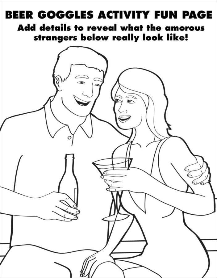 This Hilarious Coloring Book For Grown-Ups Captures The Painful ...
