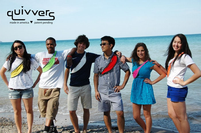 quivvers-travel-pack